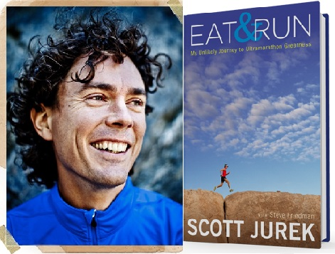 Vegan Ultrarunner Scott Jurek at Vegfest October 2013