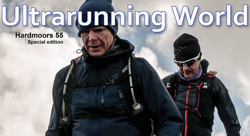 Ultrarunning World Magazine Special Edition No.1 Hardmoors 55