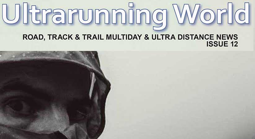 Ultrarunning World Issue 12  2018