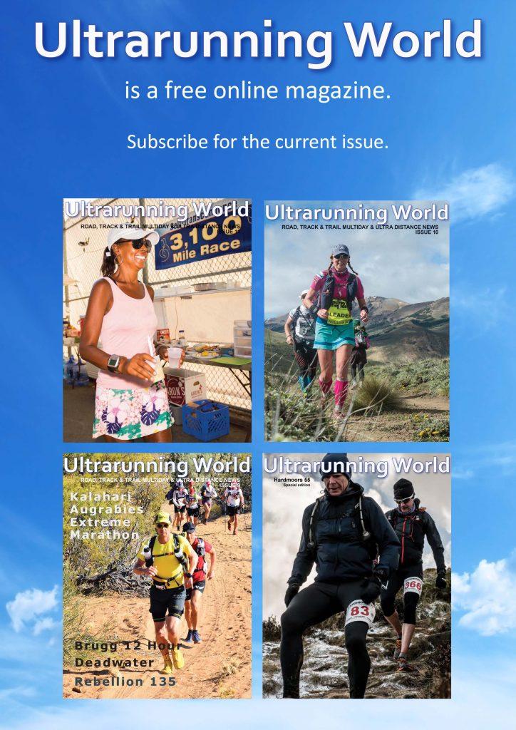ultrarunning world subscribe