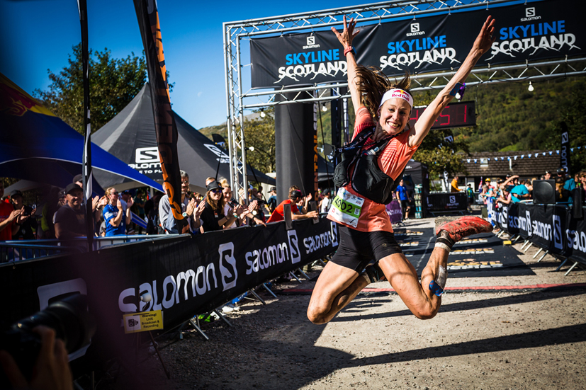 Salomon Ring of Steall 2019 - First Female - Judith Wyder