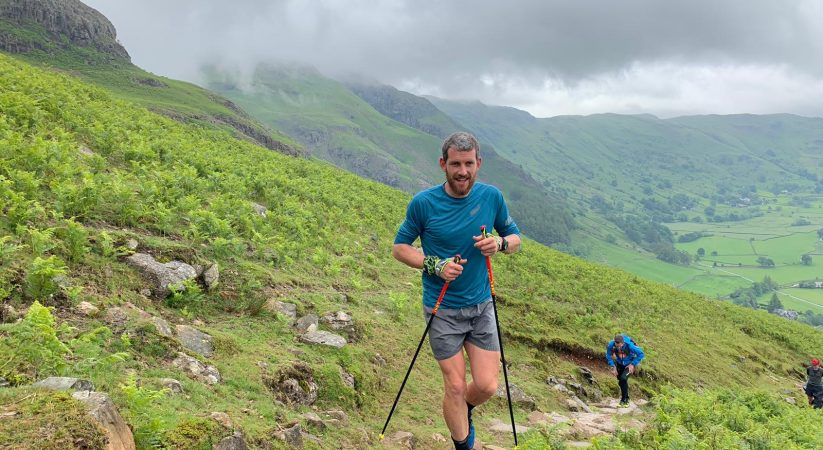 Paul Tierney – Running The Wainwrights – The Movie Premiere