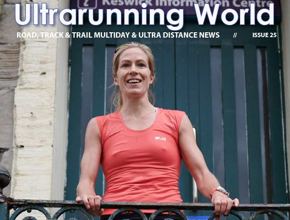 Ultrarunning World Magazine Issue 25 Is Out Now