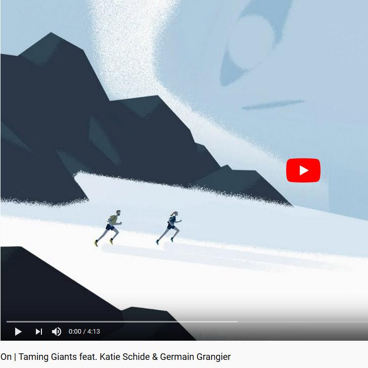 Katie Schide and Germain Grangier video