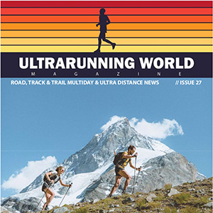 Ultrarunning world magazine issue 27