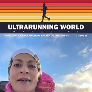 Ultrarunning World 28 coverr
