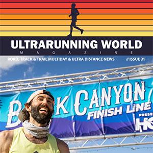 Ultrarunning World magazine issue 31